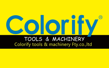 Exhibitor Recommendation:Colorify tools & machinery Fty.co.,ltd(Booth No.N5F22)